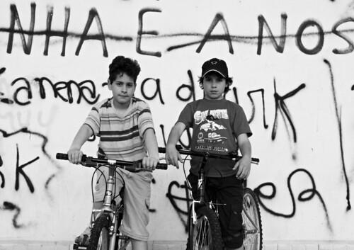A nova xeración by Carlos Regalado