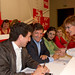Somos el PSOE y vamos a actuar con claridad. Vamos a colocarnos donde la gente ha querido colocarnos
