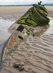Midget submarine (Sandy Beach Cat) Tags: uk scotland submarine weapons lothian eastlothian aberlady pentaxk10d