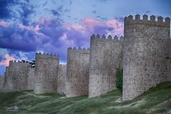 Murallas de Ávila (Marcial Carretero) Tags: walls spain españa castillayleón avila espagne murallas murallasdeavila patrimonyofthehumanity patrimoniodelahumanidad ávila