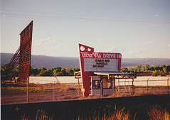 Tru Vu Drive-In (Neon Michael) Tags: delta colorado driveintheater driveinmovie deltaco