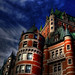 Chateau Frontenac in HDR
