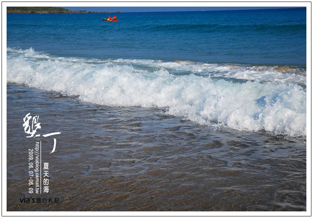 【墾丁景點】來渡假吧~墾丁夏都飯店海灘實景15