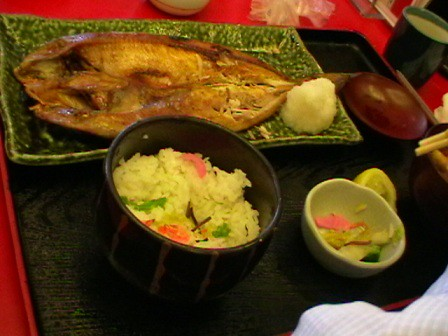 Chitosei Airport Lunch-Ghaffur