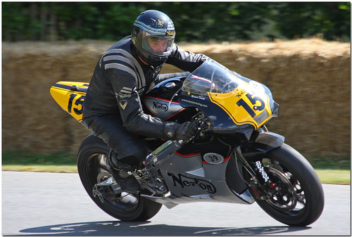 2009 Norton NRV588 Goodwood Festival of Speed 2009