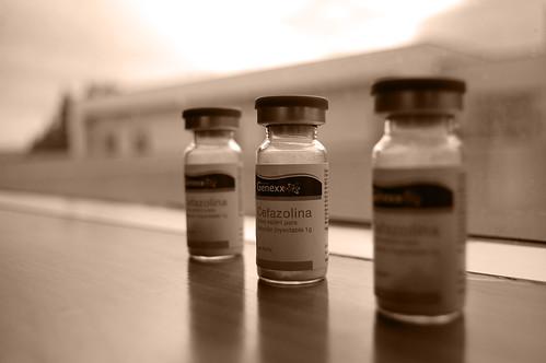 Botes de fármacos