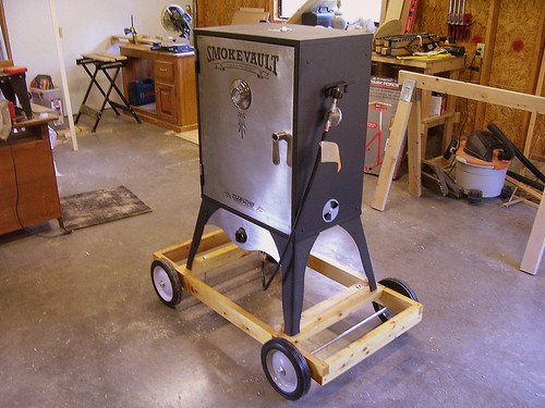 Finished cart