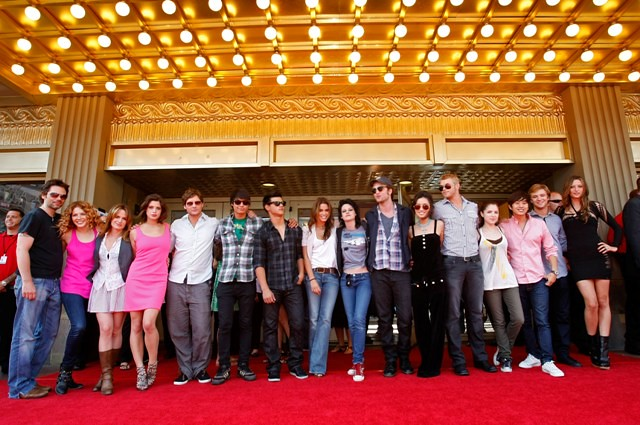 Cast of Twilight at Comic-Con 2009 by Luuuucia:)