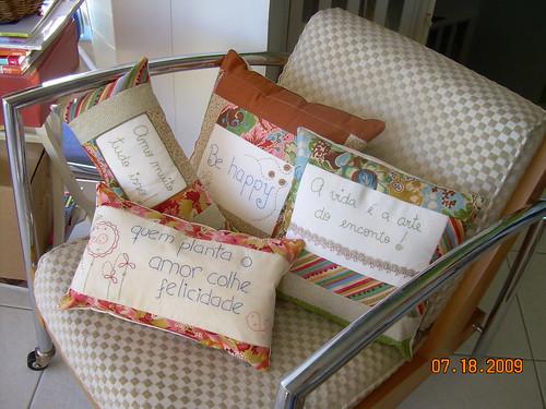 Almofadas by Casa Arteira - Ciça Petrassi