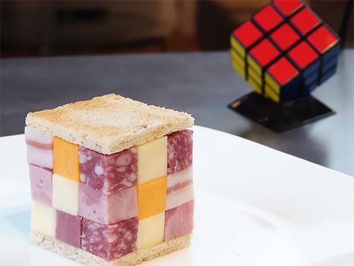 kubus sandwich