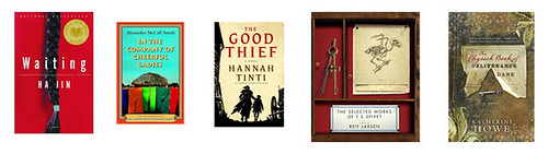 Recent Reads - Fiction