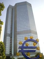 EZB Eurotower Frankfurt