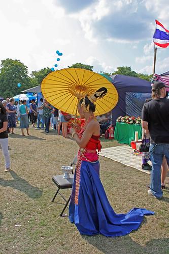 Thai festival Greenwich park_0008