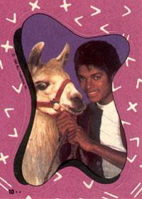 Michael Jackson - Llama Love
