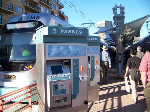 Fares & Transit Passes for Light Rail transportation