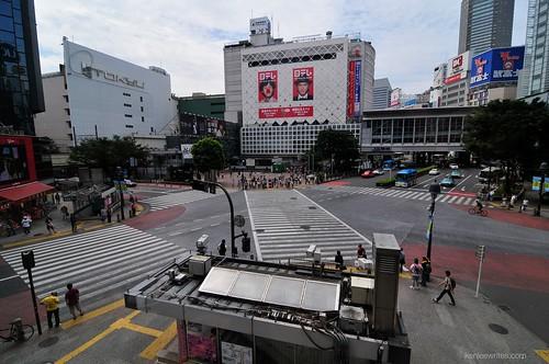 Shibuya Junction Empty