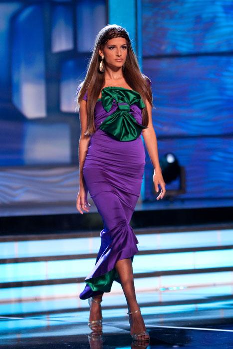 Traje Típico de Miss Montenegro