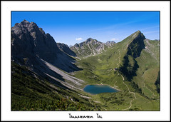Lachenspitze (Cold Mountain) Tags: mountains alps tannheim