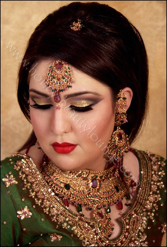 bollywood bridal makeup. Pakistani / Indian Bridal make