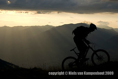 Les Arcs Mountain Biking