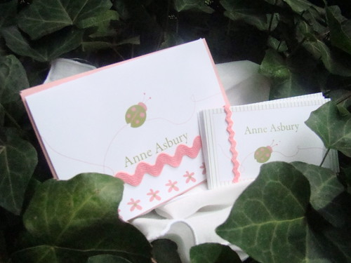Little Lady Stationery