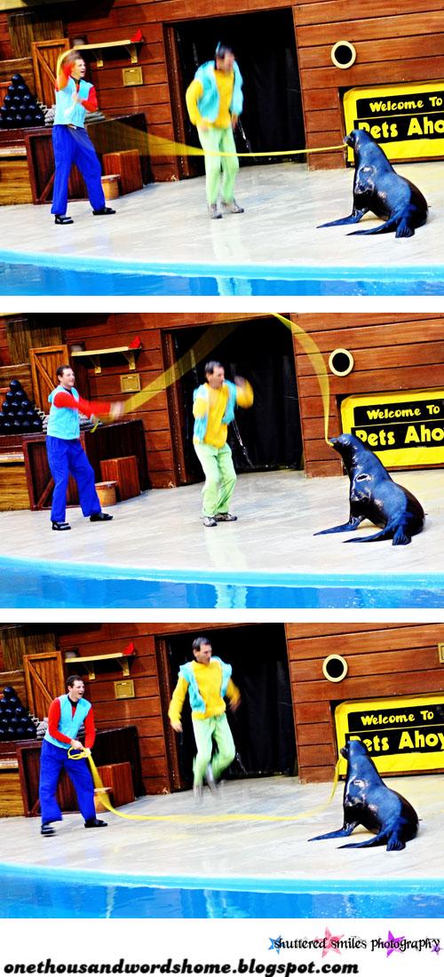 jumping tricks