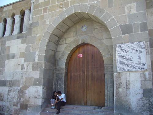 Konya, Mosquée d'Alaedin