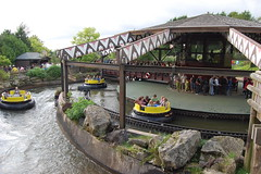 The Congo River Rapids!