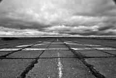 (edsmithson) Tags: blackwhite airfield stdavids
