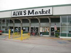 Alva's Market