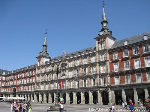 Plaza Mayor, Madrid, Espanha
