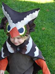 2009 Halloween costume