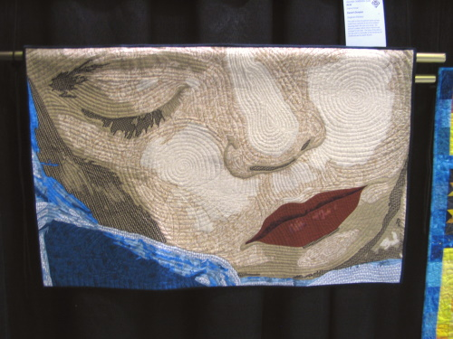 Quilt Show, Detail Shot - 4