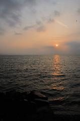 Le soleil et le lac (Diegojack) Tags: soleil lumire matin ombres