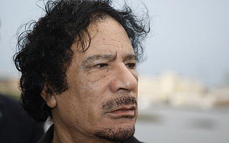 Moammar Gadhafi (Qaddafy, Gaddafy, etc.)