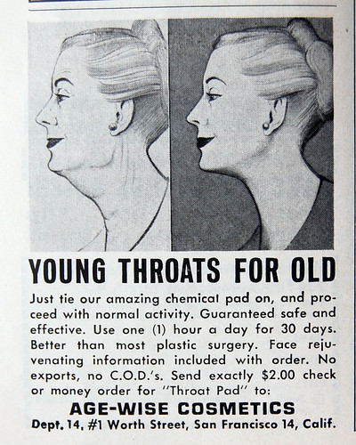 1962 young throat