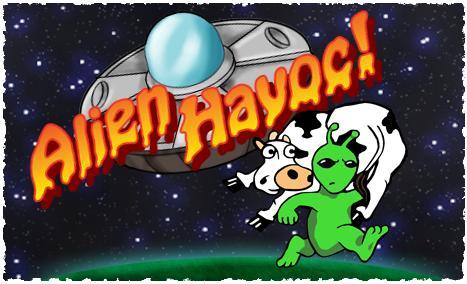 Creat Studios - Alien Havoc logo