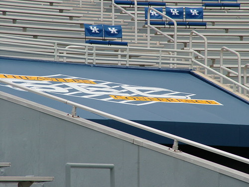 UK Football Stadium Canopy