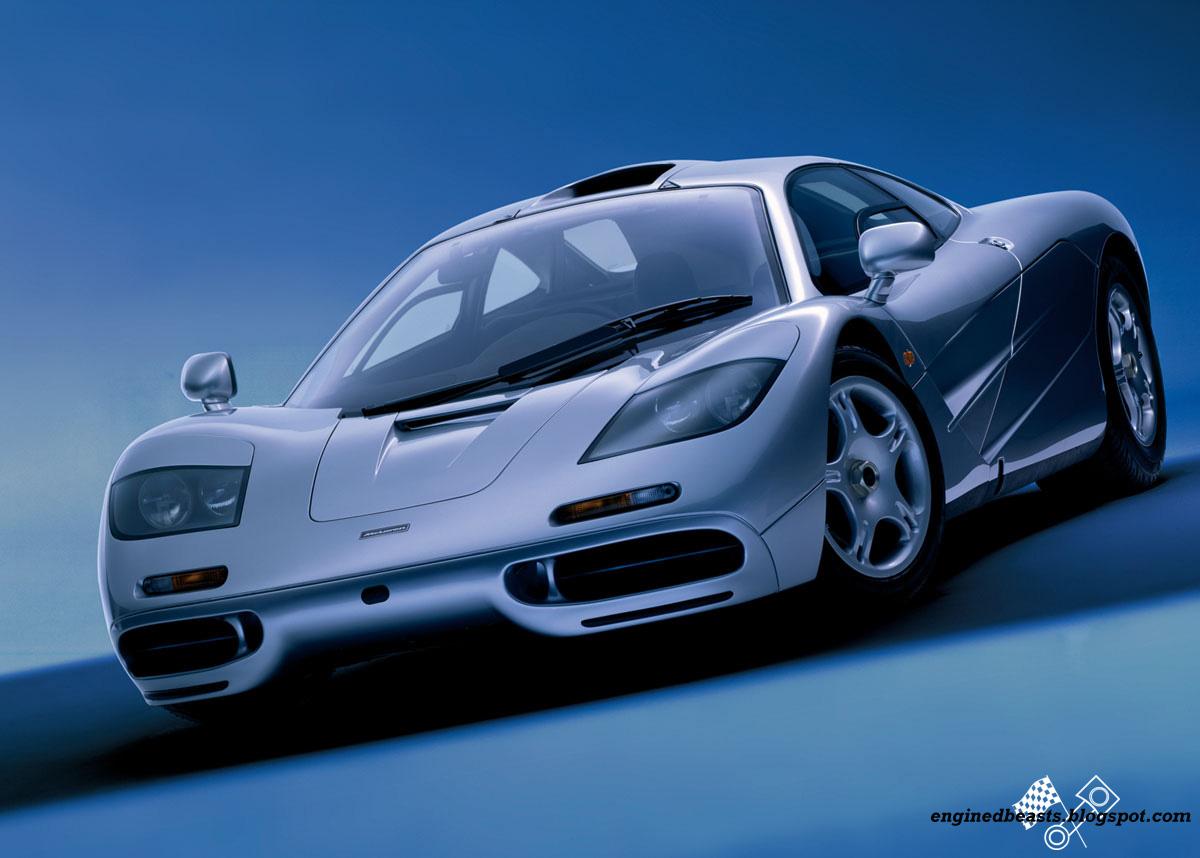 Mclaren F1 01
