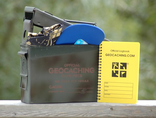 Geocaching Container - Regular