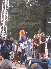 Neko Case, Hardly Strictly Bluegrass Festival, 10-04-09