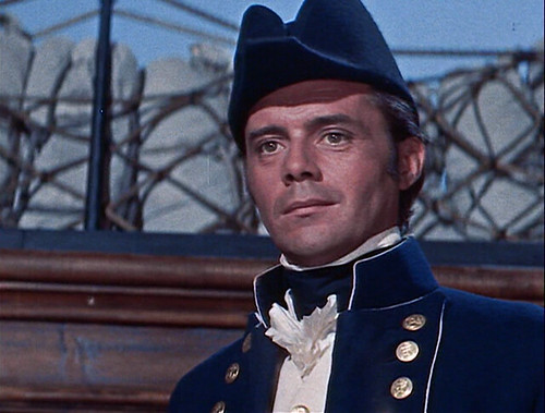 Image result for bogarde in damn the defiant