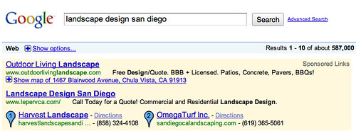 Local Ads in AdWords
