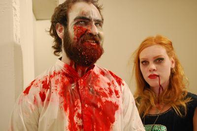 zombies vampires