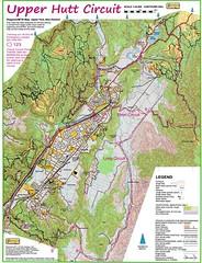 UFR&R Map