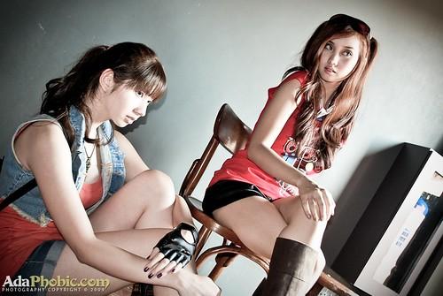 Gosiengfiao Sisters