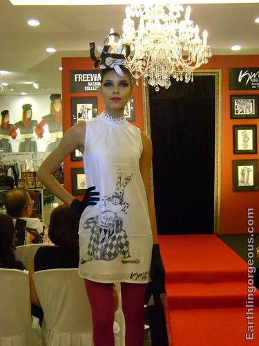 Ang Kiukok Fashion Show by Freeway