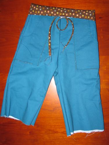 sandbox pants
