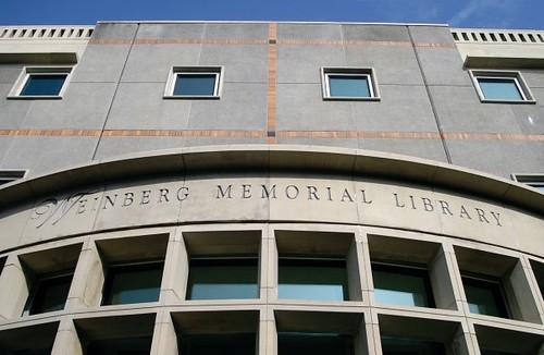 Weinberg Memorial Library