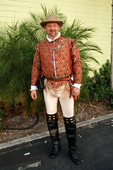 Me - Halloween 2009 (jrozwado) Tags: usa halloween me costume florida fortlauderdale northamerica renaissance